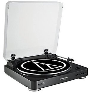 audio technica at-lp60bk-usb